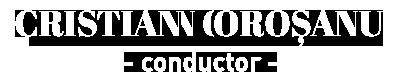 Cristian Orosanu Logo